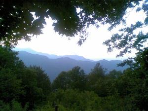 vista della Valle degli Elfi