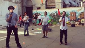 flash mob di domenica 10 maggio in piazza Ferretto